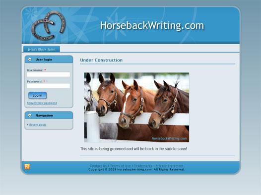 www.HorsebackWriting.com