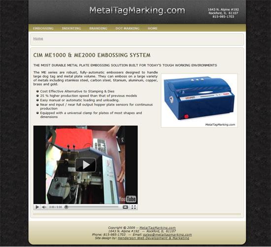 www.MetalTagMarking.com